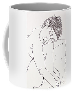 Nude At Rest Coffee Mug
