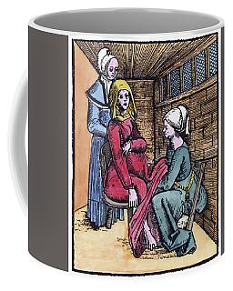 Obstetrical Chair, 1513 Coffee Mug