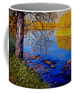 October Afternoon Coffee Mug
