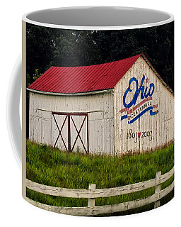 Ohio Bicentennial Barn Coffee Mug