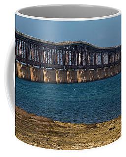 Old Bahia Honda Bridge Coffee Mug
