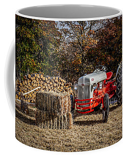 Old Ford Tractor Coffee Mug