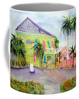 Old Key Lime House Coffee Mug