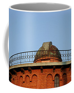 Coffee Mug featuring the photograph Old Observatory by Henrik Lehnerer
