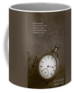 Old Pocket Watch Coffee Mug