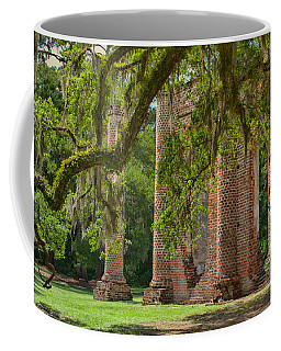 Old Sheldon Church Coffee Mug