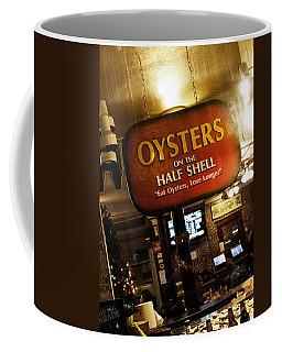 On The Half Shell Coffee Mug