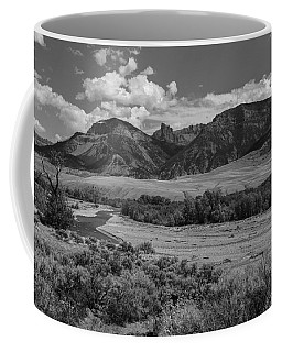 Open Valley Coffee Mug