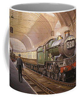 Paddington Arrival. Coffee Mug