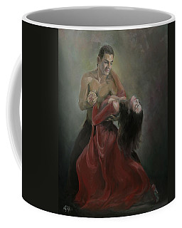 Passionate Paso Doble Coffee Mug