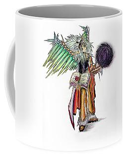Pelusis God Of Law And Order Coffee Mug