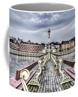 Penarth Pier 5 Coffee Mug
