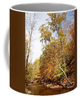 Pennsylvania Stream In Autumn Coffee Mug