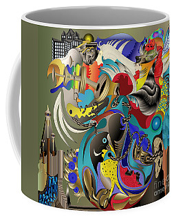 Perception Coffee Mug by Jason Secor