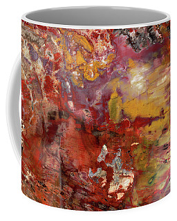 Petrified Wood Detail Coffee Mug