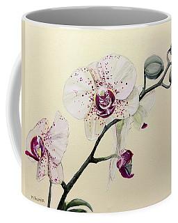 Phalaenopsis Black Panther Orchid Coffee Mug