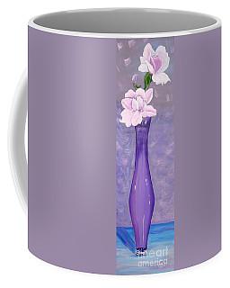 Phyl's Roses Coffee Mug by Phyllis Kaltenbach
