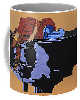 Piano And I Coffee Mug
