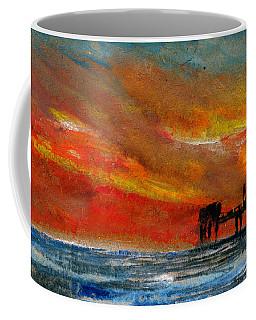 1 Pier Coffee Mug