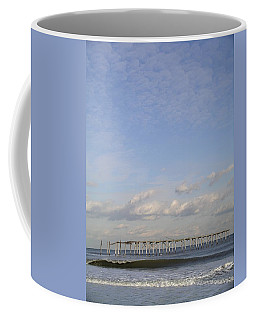 Pier Wave Coffee Mug