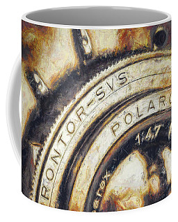 Polaroid Pathfinder  Coffee Mug