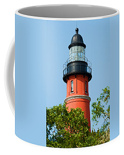 Ponce Inlet Lighthouse Coffee Mug