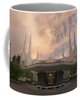 Portland Temple Coffee Mug