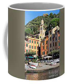 Portofino Coffee Mug by Antonio Scarpi