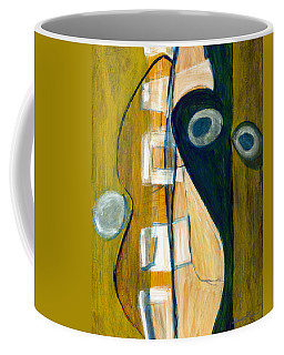 Portrait Of A Humble Man Coffee Mug