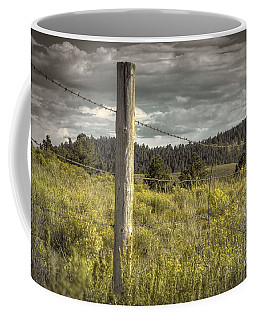 Prairie Fence Coffee Mug