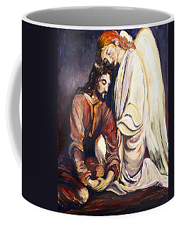 Agony In The Garden Coffee Mug
