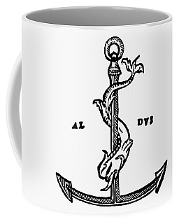 Printer's Device, 1494 Coffee Mug
