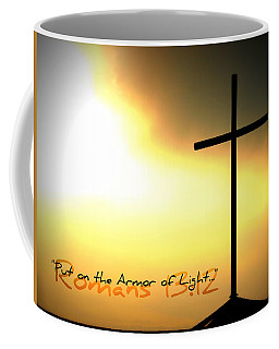 Put On The Armor Of Light Coffee Mug
