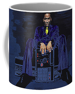 Q-tip Coffee Mug
