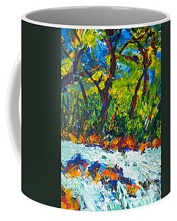 Rapids Coffee Mug