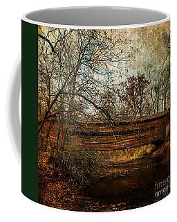 Rapps Dam Covered Bridge Coffee Mug
