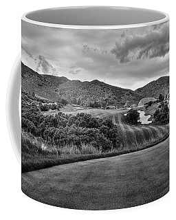 Coffee Mug featuring the photograph Ravenna Golf Course by Ron White