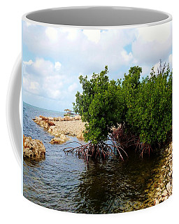 Coffee Mug featuring the photograph Reclamation 7 by Amar Sheow