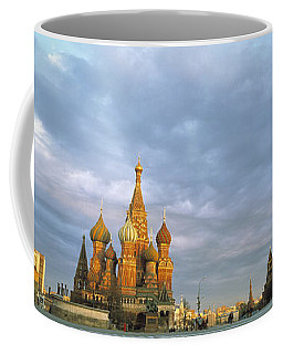 Red Square Moscow Russia Coffee Mug