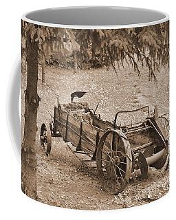 Retired But Ready Coffee Mug
