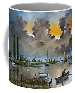 River Yare On The Broads Coffee Mug