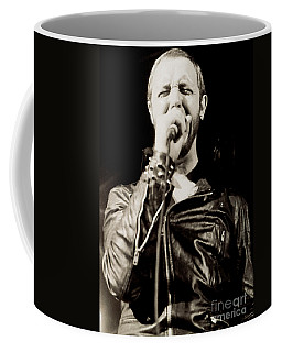Rob Halford Of Judas Priest At The Warfield Theater During British Steel Tour - Unreleased  Coffee Mug