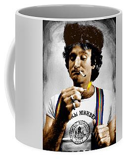 Robin Williams And Quotes Coffee Mug