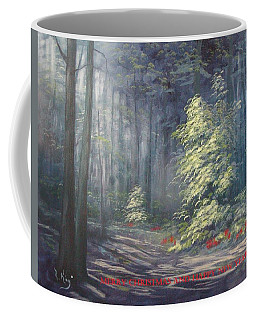 Roena King - Christmas Light Coffee Mug