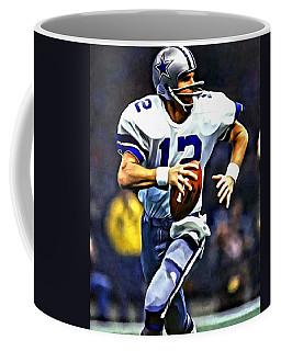 Roger Staubach Coffee Mug