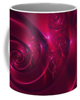 Ruby Red Coffee Mug