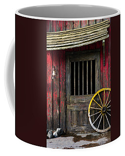 Rural Western Coffee Mug