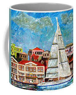 Sailing In Coffee Mug
