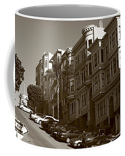 San Francisco Hills  Coffee Mug