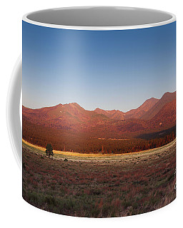 San Francisco Peaks Sunrise Coffee Mug